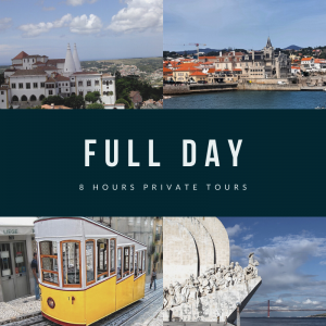 Private tours portugal Full day tours